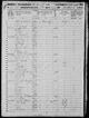 1850 US census - Otto, Cattaraugus County, New York - Lorenzo D. and Silvaitti Ballard
