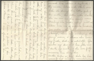 Letter from Margaret Mahon to Cousin Catherine 25 Apr 1911 - Side 2