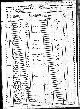 1860 Census - Hambden Township, Geauga County, Ohio