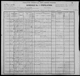 1900 US census - Family of Chancy South