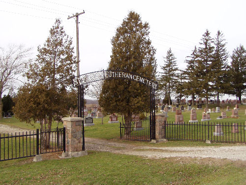 St Peter's Evangelical Lutheran Cemetery