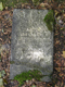 Unknown Cove Tombstone - 036