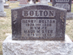 BOLTON, Henry and Maud M. DYER