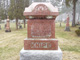 KNIPE, Ben F., Annie FISHER and son Abner E. KNIPE