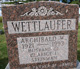 WETTLAUFER, Archibald W., husband of Clarice STEINMAN I.
