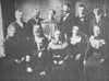 Family of Olaf and Caroline Pederson about 1900