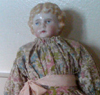 Childhood doll of Hazel Florence Browne